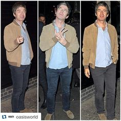 #Repost @oasisworld ・・・ 20.10.2015 | #NoelGallagher in London after the event to party the night away at the Chiltern Firehouse. : ©WENN.com, ©XPOSUREPHOTOS.COM