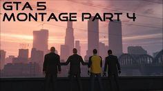 GTA5 Montage 4 - Heists, Hydra and fails