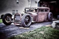 rusty stance