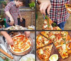 Jamie Oliver's Wood fired ovens are about more than just pizza. They are as versatile as any conventional oven, and can do so much more. The smoke infiltrates the food, and the dry atmosphere helps skin on meat and vegetables render.Cooking in these ove…