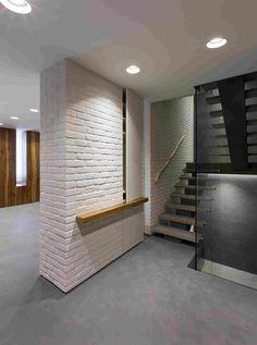 Четырёхуровневая квартира от студии Ryntovt Design в Киеве