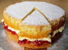sponge cake - Google Search