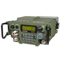 Harris Falcon III® AN/PRC-117G(V)1(C) Multiband Networking Manpack Radio | Harris