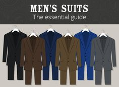 Learn how to choose the best suit for you with the Samuel Windsor essential guide to mens suits. Get the knowledge. Be the man who looks great in a suit.
