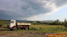 Câmpuri din Banat după ploaie Trucks, Vehicles, Truck, Car, Vehicle, Tools