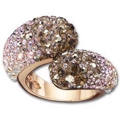 Louise Nude Ring, Swarovski