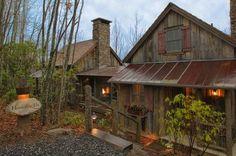 cedar board and batten farmhouse rustic - Google Search