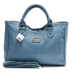 Look Here! Coach Legacy Large Blue Satchels ABZ Outlet Online