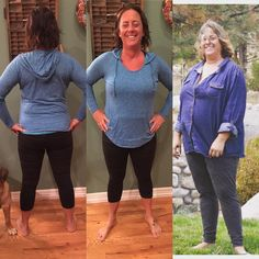 Slow and steady wins the race. I went looking for a couple tops at old navy and this blue top is a size MEDIUM! MEDIUM!! I had to buy it. Had to. So excited that I'm shifting my size and not always the scale. The photo on right is 10/2014. Wearing 4x top/3x bottom. On left fabletics large crops and old navy medium!! Gonna be nursing sore back this week but yoga and cardio should help push me to the next level! #weightlossjourney #weightlosstransformation #weightloss #workout #workinprogress…