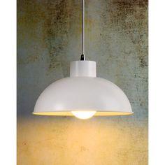 Borrie hanglamp - wit