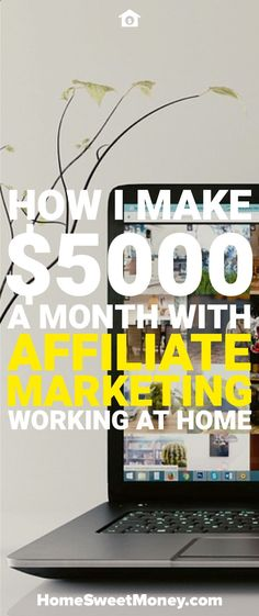 In one month I made $5,000 through affiliate marketing. What is affiliate marketing and how do you make money with affiliate marketing? In this post Ill explain.