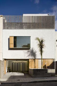 Casa C&E / Equipo Olivares Arquitectos