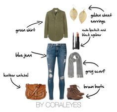 """""""Daily outfit"""" by coraleyes on Polyvore"""