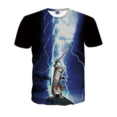 Fashion-Plus Men's 3D Print Cool Cat Casual T-Shirt S Fas... https://www.amazon.com/dp/B01A5DV2EE/ref=cm_sw_r_pi_dp_x_eg.hybTXD1TSB