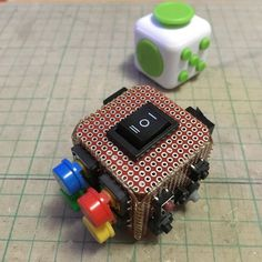Fidget Cube, Arduino, Usb Flash Drive, Projects To Try, Cross Curricular, Pictures, Diy, Photos, Bricolage