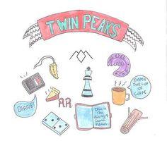Twin Peaks by Harlemania