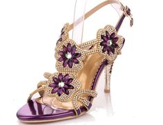 Bridal Shoes Leather Bride Heels   Crystal Wedding Shoes Suede Rhinestone