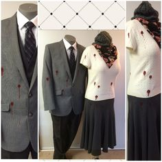 Inspiration & Accessories: DIY Bonnie and Clyde Halloween Couple Costume Idea Bonnie And Clyde Halloween Costume, Couple Halloween Costumes, Diy Costumes, Halloween Diy, Halloween Stuff, Costume Ideas, Bonnie Parker, Bonnie Clyde, Great Gatsby Party
