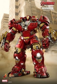 Hulkbuster; by Hot Toys