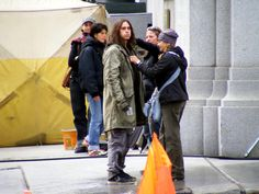 making off Jared Leto, Mars, March