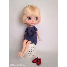 OOAK Custom Fake Blythe Doll - Francesca di MissLittleBlythe su Etsy https://www.etsy.com/it/listing/272858844/ooak-custom-fake-blythe-doll-francesca