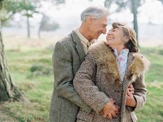 One Experience Photography - Older Couple Photography