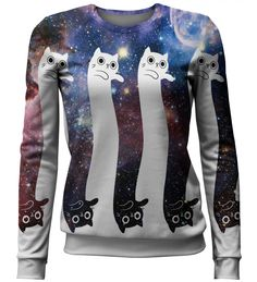 To the infinity and beyond sweater, Mr. GUGU & Miss GO
