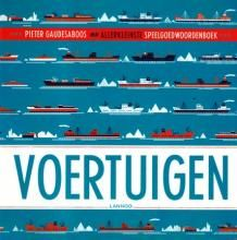 Voertuigen - Pieter Gaudesaboos