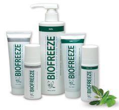 Free Biofreeze Pain Relief Gel via heyitsfree.net