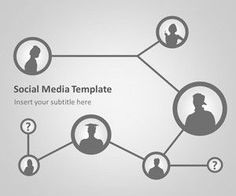 Free Social PowerPoint Templates