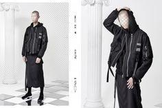 Antimatter Korean Streetwear For SS17   Highsnobiety