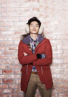 LEE MIN KI FOR THE CLASS'S WINTER 2012 CAMPAIGN