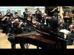 Ludwig van Beethoven: Concerto for piano and orchestra, D major, op. 61a...