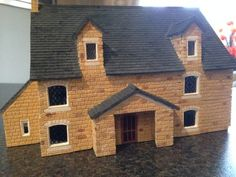 Linka Model Gallery - Linka Models at 00 scale made with Linka stone moulds