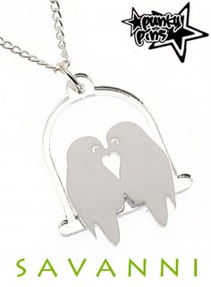 Lovebirds Kaulakoru