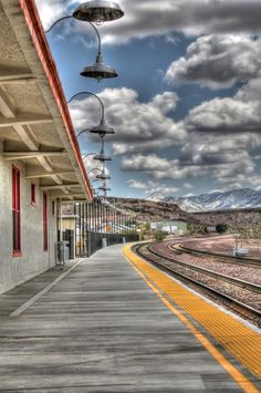 Santa Fe Train Station - Brian Kelly
