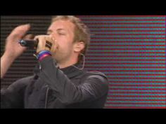 Bittersweet Symphony by Richard Ashcroft and Coldplay live in London