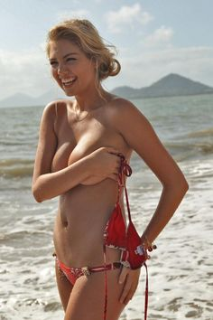 Kate Upton Down Under: Behind the scenes of her 2012 cover shoot - Swim Daily - SI.com