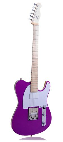 Wirebird Guitars. Used by the band: The Safety Fire