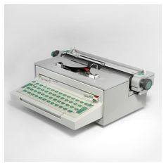 Ettore Sottsass - Praxis 48 typewriter for Olivetti