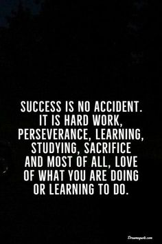 38 Motivational Inspirational Quotes for Success in Life 33 Hard Work. - positivity - 38 Motivational Inspirational Quotes for Success in Life 33 Hard Work. Success Quotes And Sayings, Motivacional Quotes, Wisdom Quotes, Great Quotes, Quotes To Live By, Quotes On Hard Work, Work Hard, Work Ethic Quotes, Unique Quotes