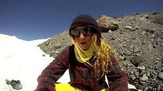 WHY WE RIDE by erika Vikander. a collaboration of women expressing what drives them to snowboard.