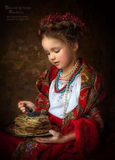 Little russian girl. - World Baby Model Session - # Russian Beauty, Russian Fashion, Russian Art, Precious Children, Beautiful Children, Beautiful Paintings, Beautiful Images, Cute Kids, Cute Babies