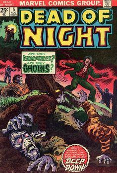 Dead of Night #5