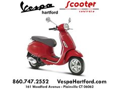 New 2015 Vespa Primavera 50 4V Color: Red Miles: 5 2-year warranty MSRP: $3,599.00* Sale price: $3,499.00* 2 year unlimited mileage warranty 1 year free roadside assistance provided by Road America Includes FREE delivery within 100 miles of our dealership! Available at: Vespa Hartford - Scooter Centrale 161 Woodford Ave Plainville, CT 06062 Call 8607472552 or visit VespaHartford.com for additional info #vespa #vespahartford #scooter #scootercentrale #fun #smile #spring #primavera