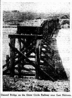 Age 1937 black bridge