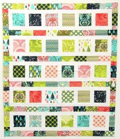 Prince Charming Charm Pack quilt