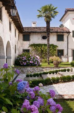Italy - Friuli Venezia Giulia Villa Manin in Clauviano