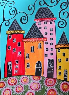 fun paintings - Google Search