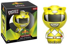 DORBZ: Mighty Morphin Power Rangers - Yellow Ranger